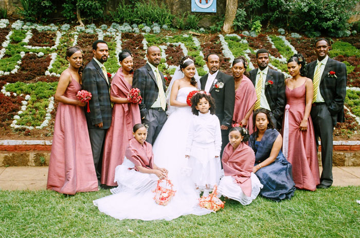 Ethiopian Wedding Video