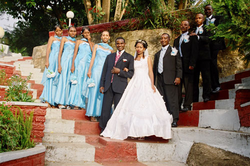 Ethiopian Wedding Traditions | Ethiopian Weddings in Garden